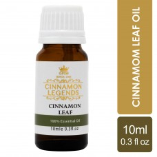 Cinnamon Leaf Oil 10 ml / 0.3 fl oz