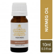 Nutmeg Oil 10 ml / 0.3 fl oz