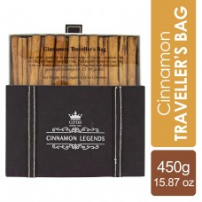 Premium Cinnamon sticks C4,C5,M5 grade Travellers Pack 450 grams / 15.87 oz