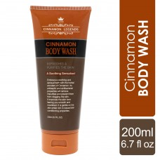 Cinnamon Body Wash 200 ml / 6.7 fl oz