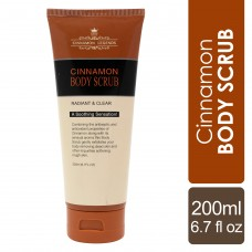 Cinnamon Body Scrub 200 ml / 6.7 fl oz