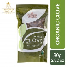 Organic Cloves 80 grams / 2.82 oz