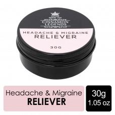 Cinnamon Migrain Balm 30 grams / 1.05 oz