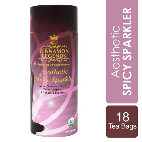 Aesthetic Spicy Sparkler 18 Tea Bags