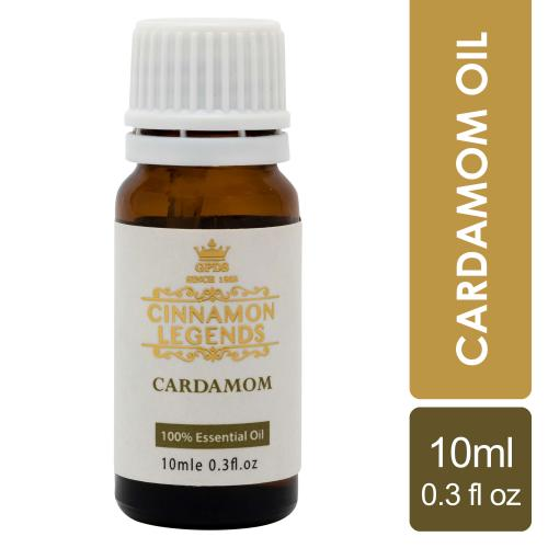 Cardamom Oil 10 ml / 0.3 fl oz