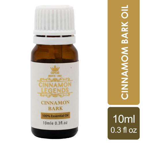Cinnamon Bark Oil 10 ml / 0.3 fl oz