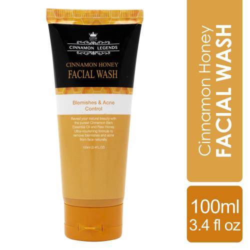 Cinnamon Honey Facial wash 100 ml / 3.4 fl oz