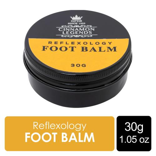 Cinnamon Foot Balm 30 grams / 1.05 oz
