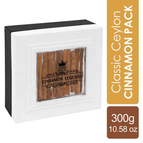 Classic Ceylon Cinnamon Pack 300 grams / 10.58 oz